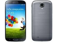 Samsung Galaxy S4 gt i9505 16gb Black All Networks in very good condition