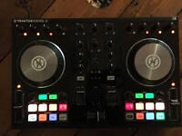 DJ Digital decks Native S2- MK2 Model Nearly New Fully Working Full DJ Software Inc
