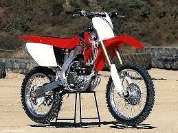 Wanted:  1980's - 2000's 250cc Japanese dirt bikes