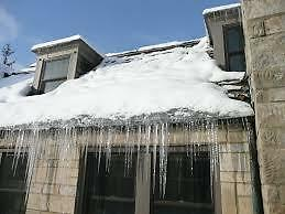 Rooftop Snow & Ice Removal