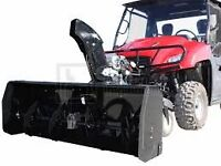 WANTED: UTV snowblower
