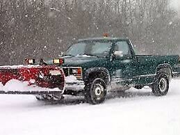 Looking for cheap plow truck