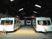 indoor caravan and motorhome storage