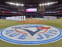Toronto Blue Jays vs Baltimore Orioles 5th Row Tickets Sept 6th