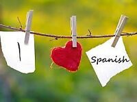 ONLINE Spanish lessons. 1ST LESSON FREE. With native Spanish teacher.