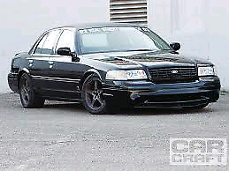 wanted Crown Vic 05+