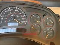 Chevrolet & Gmc Speedometer and Gauges repair service