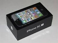 Empty iPhone 3G S original box. Excellent condition.