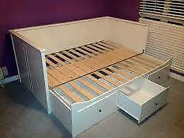 Ikea day bed hemnes