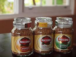 Empty Maccona Coffee Jars - various sizes Kelso Townsville Surrounds Preview