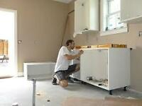 Cabinetmaker with Plasterer and  Painter exp needs full time jo