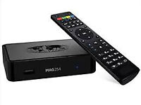 skybox cable box vm i p t v magbox 12 month lines