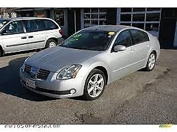 2004 Nissan Maxima SE PST PAID**GREAT FOR FAMILIES**LOTS OF ROOM