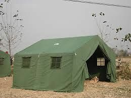 WANTED military MOD tent