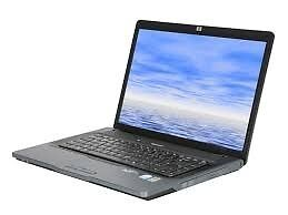 Hp Laptop with charger on windows 7 and ms office , wifi , cheap laptop