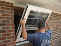 Helper to install windows and doors Watch|Share |Print|Report Ad