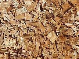 Wanted: wood chip bark chippings delivered