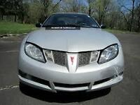 2003 PONTIAC SUNFIRE SPORT COUPE AUTO CERTIFIED 150KMS MUST SELL