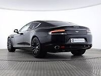 Change Aston Martin Rapide 6.0 Luxury Edition Touchtronic 4dr