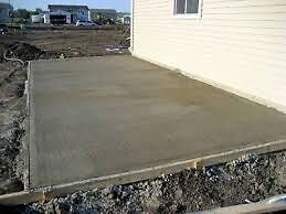 SHED PADS  & HOT TUB PADS London Ontario image 4