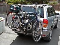 Bike rack for Rav 4