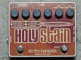 Trade for other pedals or gear EHX Holy Stain