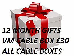 GIFTS 12 MONTH LINES CABLE BOX SKYBOX OPENBOX MAG BOX MUTANT ISTAR ZGEMMA