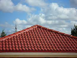 Tile Roof Cleaning and Roof Restoration|Roof Painting