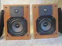 JPW Sonata Speakers. £50. Buyer collects.