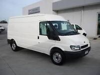 **FOR BREAKING** 2005 FORD TRANSIT 2.4 D.