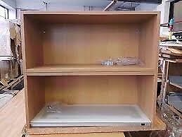 Brand new Hygena kitchen 800mm wall unit with light
