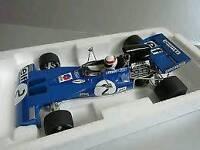 Sir Jackie Stewarts Tyrrell 003 1971 world championship winning car