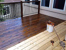 House and Deck painters