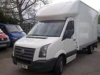 Man and van House removals Office removals East midlands to all UK