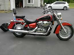 Honda shadow aéro 750 2006