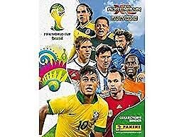 FIFA WORLD CUP BRAZIL approx- 300/416 massive collection