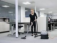 *** Daily Office Cleaner *** FULL TIME