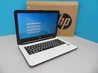 "*NEW*HP 14 DUAL CORE 14"" LAPTOP 2GB RAM 32 GB SSD WEBCAM HDMI UNMARKED 12MONTHS HP WARRANTY"