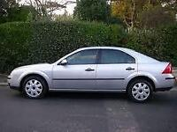 Ford Mondeo 1.8 LX 5 Door Hatch Back