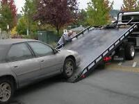50$ towing to anywhere in town and cash for unwanted vehicles