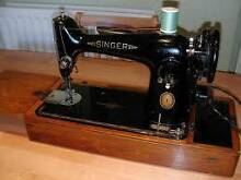 SINGER Vintage Sewing Machines Taree Greater Taree Area Preview