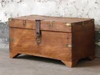 Wooden Chest WANTED
