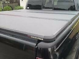 Gently Used Hard and Soft Folding Tonneau Covers- Various Sizes
