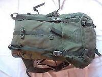 Green Rucksack 100L British Army Green