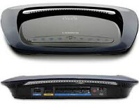Cisco-Linksys WRT610N dual band router