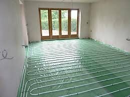underfloor heating systems and components