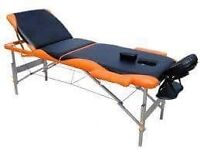Massage bed -collection only