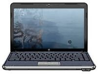 PROFESSIONALLY REFURBISHED HP PAVILION DV3 4GB RAM 250 HDD DUAL 2.2GHZ WEBCAM HDMI 6 MTH WARRANTY