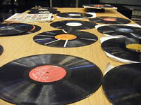 RECORDS WANTED / CASH $$$$ FOR YOUR RECORDS $$$$ / LP'S & 45's