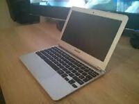 Samsung Series 3 Chromebook 303C, Factory refurb: Brand New Keyboard, Brand New Battery